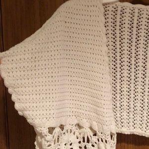 Rue21 Sweaters - White Shawl